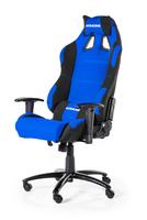 AKRACING Prime Gaming Chair - black/Blue datorkrēsls, spēļukrēsls