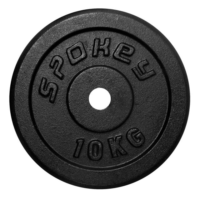 Sinis cast iron 10kg 84423 hanteles