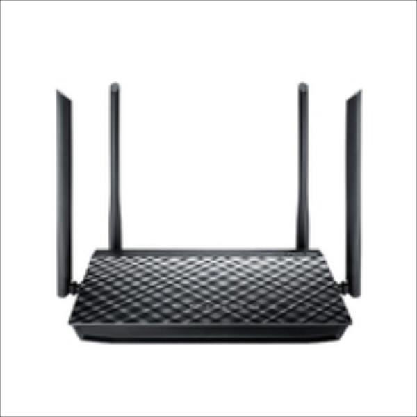 Asus RT-AC1200G+ Wireless AC1200 Dual-Band Router WiFi Rūteris