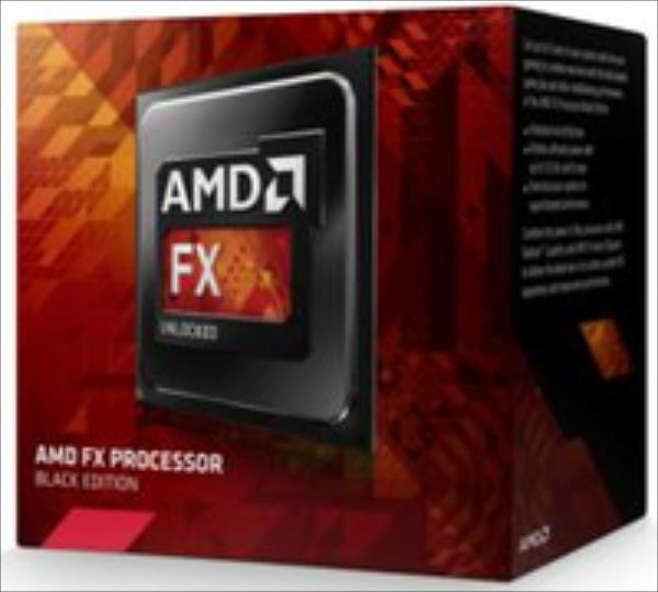 AMD FX-8350 8C 4.0G 16M AM3+ 125W BOX CPU, procesors