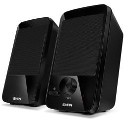Speakers SVEN 312, black (USB) datoru skaļruņi