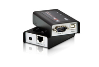 Aten CE100-AT-G Mini USB KVM Extender 1920 x 1200 100Meters