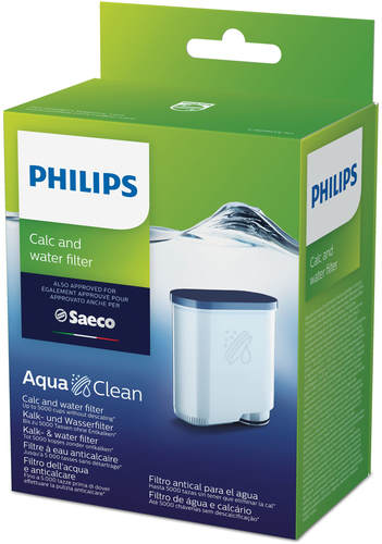 PHILIPS AquaClean ūdens filtrs Saeco kafijas automātiem CA6903/10 piederumi kafijas automātiem