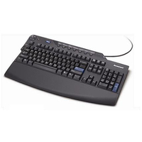 Lenovo USB KEYBOARD, SWISS Refurbished