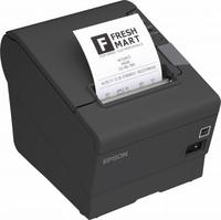 Epson TM-T88V, USB, RS232, Grey direct thermal, 180dpi C31CA85041, PN004312 uzlīmju printeris