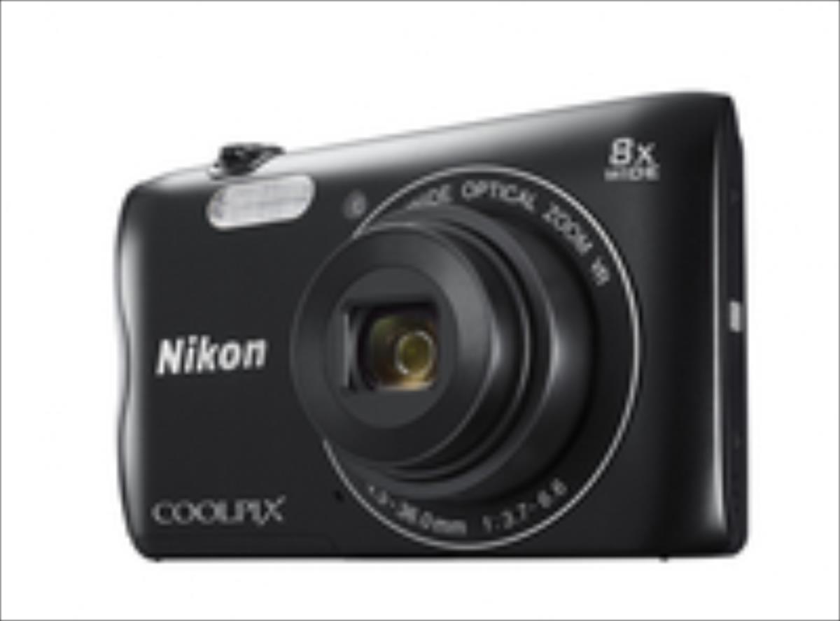 Nikon COOLPIX A300 Black Digitālā kamera