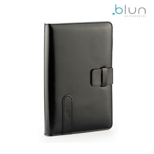 Blun High-Line Universāls Eko  das sāniski atverams maks ar stendu Tablet PC līdz 7