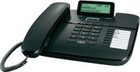 Gigaset DA810 A black telefons