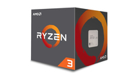 AMD Ryzen 3 1300X 3,5 GHz (Summit Ridge) Sockel AM4 - boxed CPU, procesors