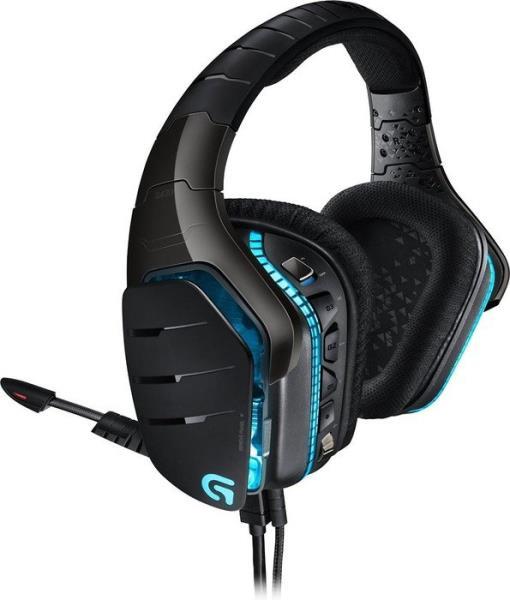 Logitech G633 Artemis Spectrum RGB 7.1 Gaming Headset austiņas