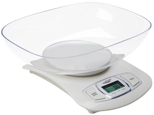 Adler AD3137 | white virtuves svari
