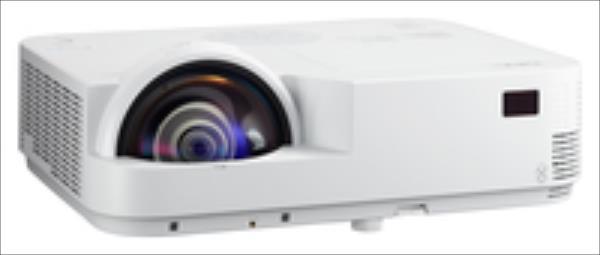 Projector NEC M353WS SHORT-THROW, DLP, WXGA, 3500AL, 10.000:1 projektors