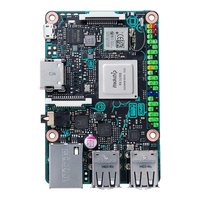 ASUS Tinker Board, SoC-Mini-Mainboard, 4x 1,8 GHz, 2 GB RAM, WiFi pamatplate, mātesplate