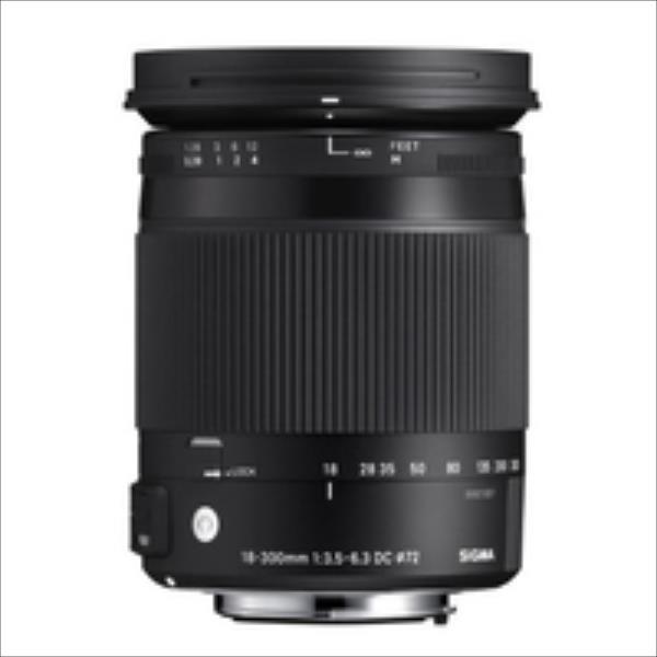 Sigma 18-300mm F3.5-6.3 DC Makro OS HSM Nikon [CONTEMPORARY] foto objektīvs