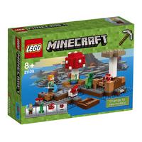 Minecraft Grzybowa wyspa konstruktors