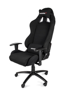 AKRACING Gaming Chair - black datorkrēsls, spēļukrēsls