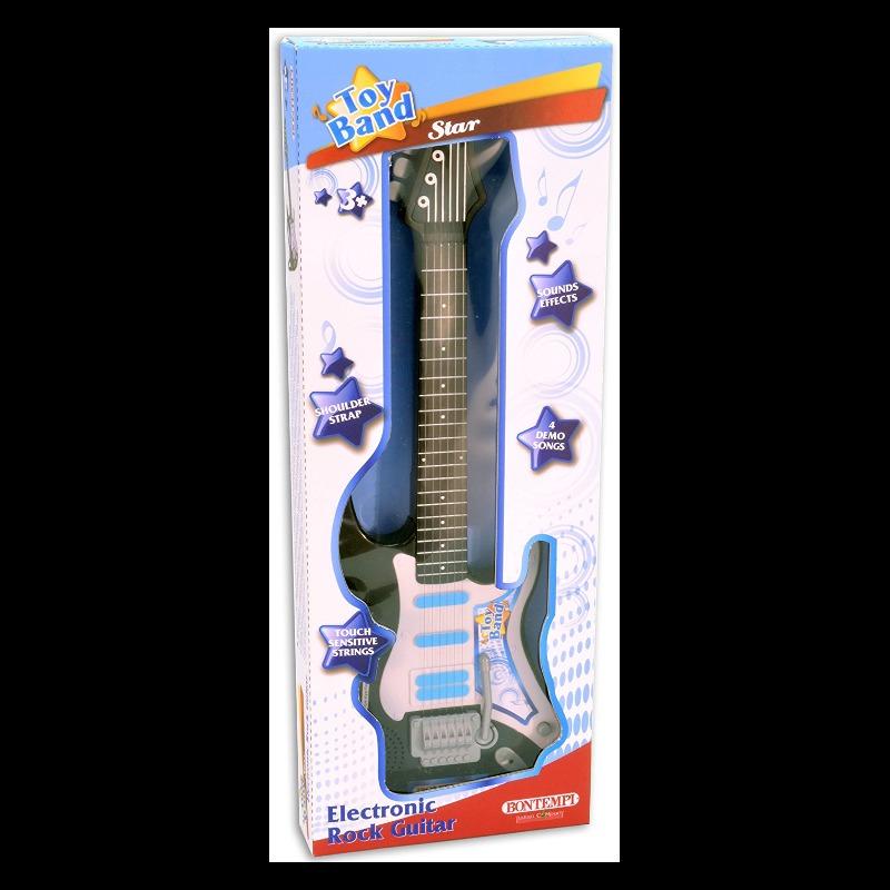Fender style guitar 4810 mūzikas instruments