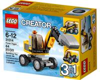 Lego Power Digger LEGO konstruktors