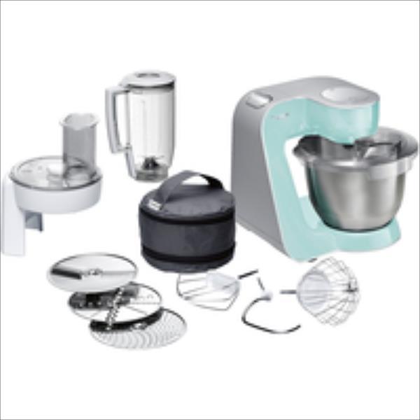 Bosch MUM58020 Silver Virtuves kombains