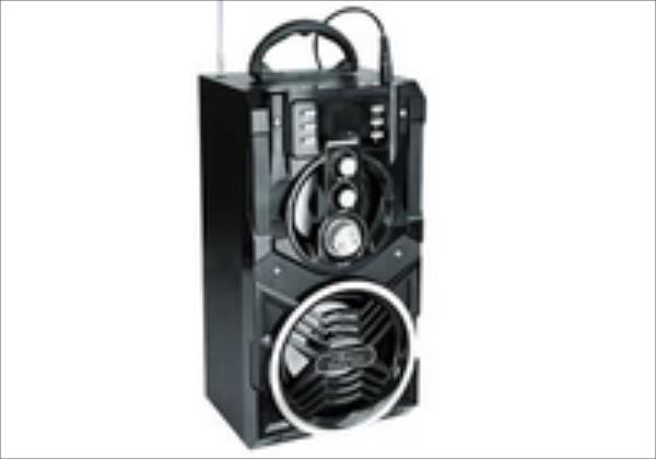 MediaTech MT3150 Partybox BT with karaoke function datoru skaļruņi