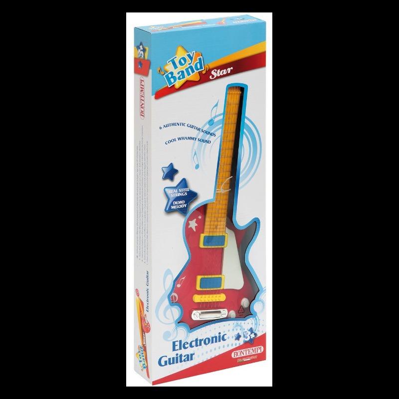 Electronic rock guitar 5831 mūzikas instruments