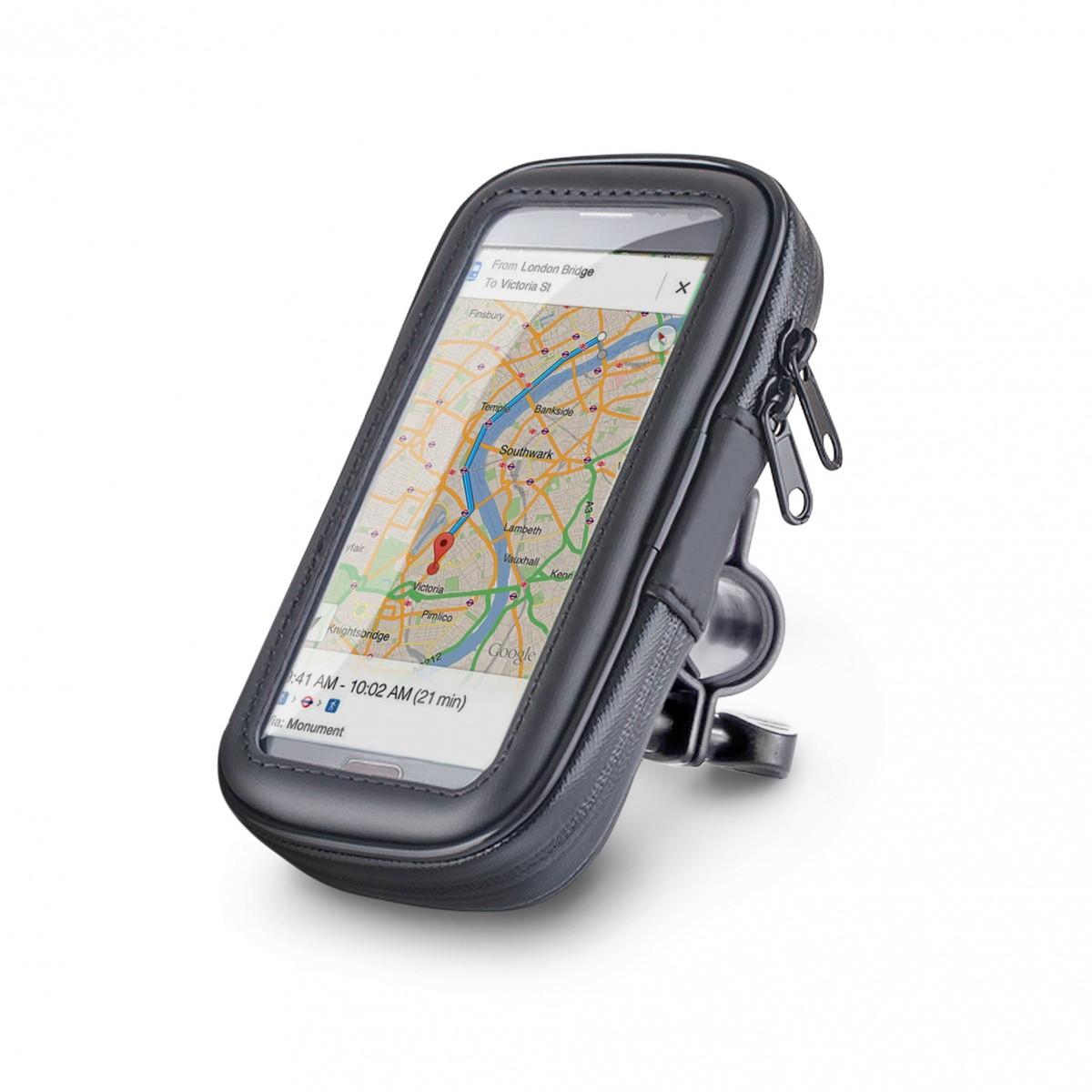 Esperanza EMH116 - bicycle holder To Telephone SAND XL (82x160mm) Mobilo telefonu turētāji