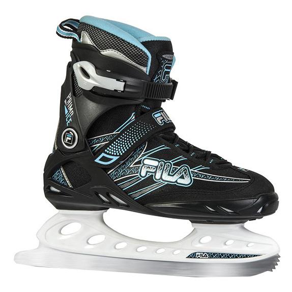 Primo Ice Lady black/light blue/F16 37 10416115 Slidošanas un hokeja piederumi