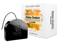 FIBARO Relay Switch 1x2,5kW FGS-212