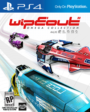 Sony WipEout: Omega Collection (PS4)