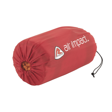 Robens Air Impact, Self-inflating mat, 25 mm, Ultralight and Compact guļammaiss
