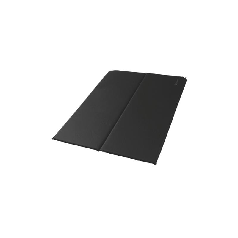 Outwell Sleepin Double 3 cm - black - 290046 Matrači un tūrisma paklāji