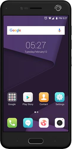 ZTE Blade V8 32GB Android grey Mobilais Telefons