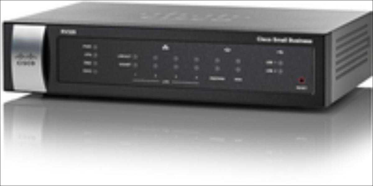 Cisco RV320 Router VPN  2xWAN 4xLAN USB(3G/4G) WiFi Rūteris
