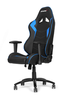 AKRACING Octane Gaming Chair - Blue datorkrēsls, spēļukrēsls
