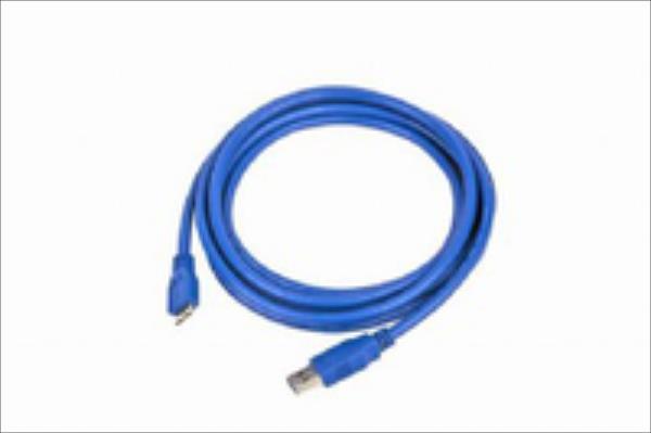 Gembird AM-Micro cable USB 3.0 1.8M USB kabelis