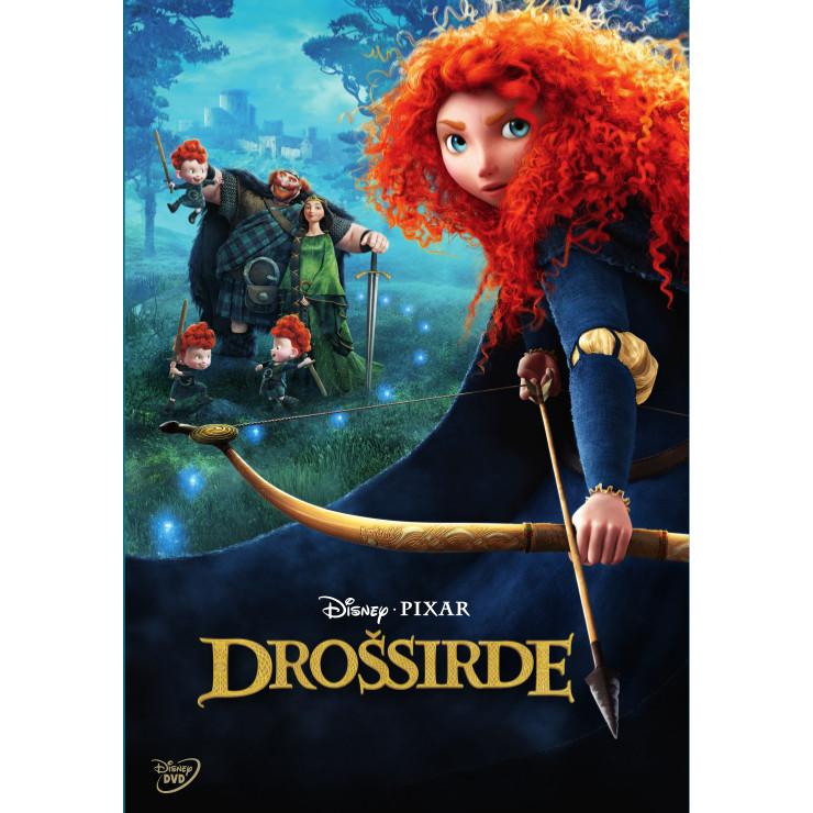Drošsirde Disney Pixar