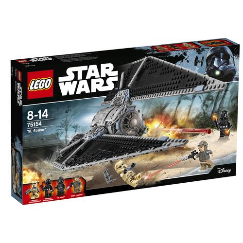 Lego Star Wars 75154 TIE Striker LEGO konstruktors
