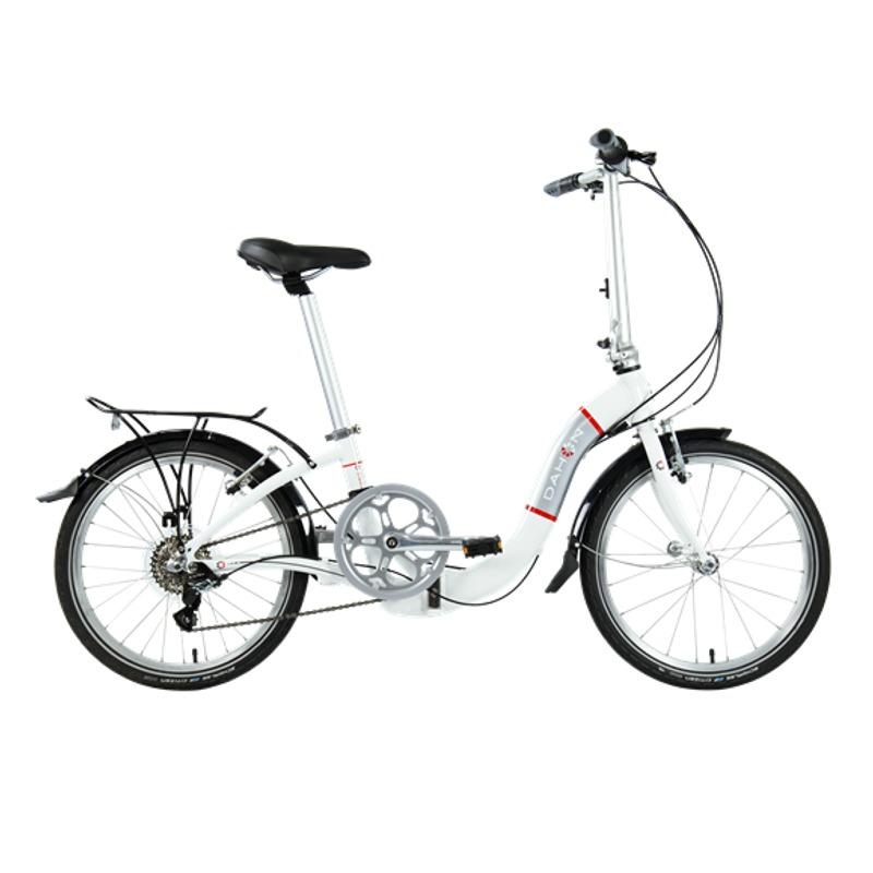 Ciao D7 YS953 Alu shiny white 20'' LMA072 Pilsētas velosipēds