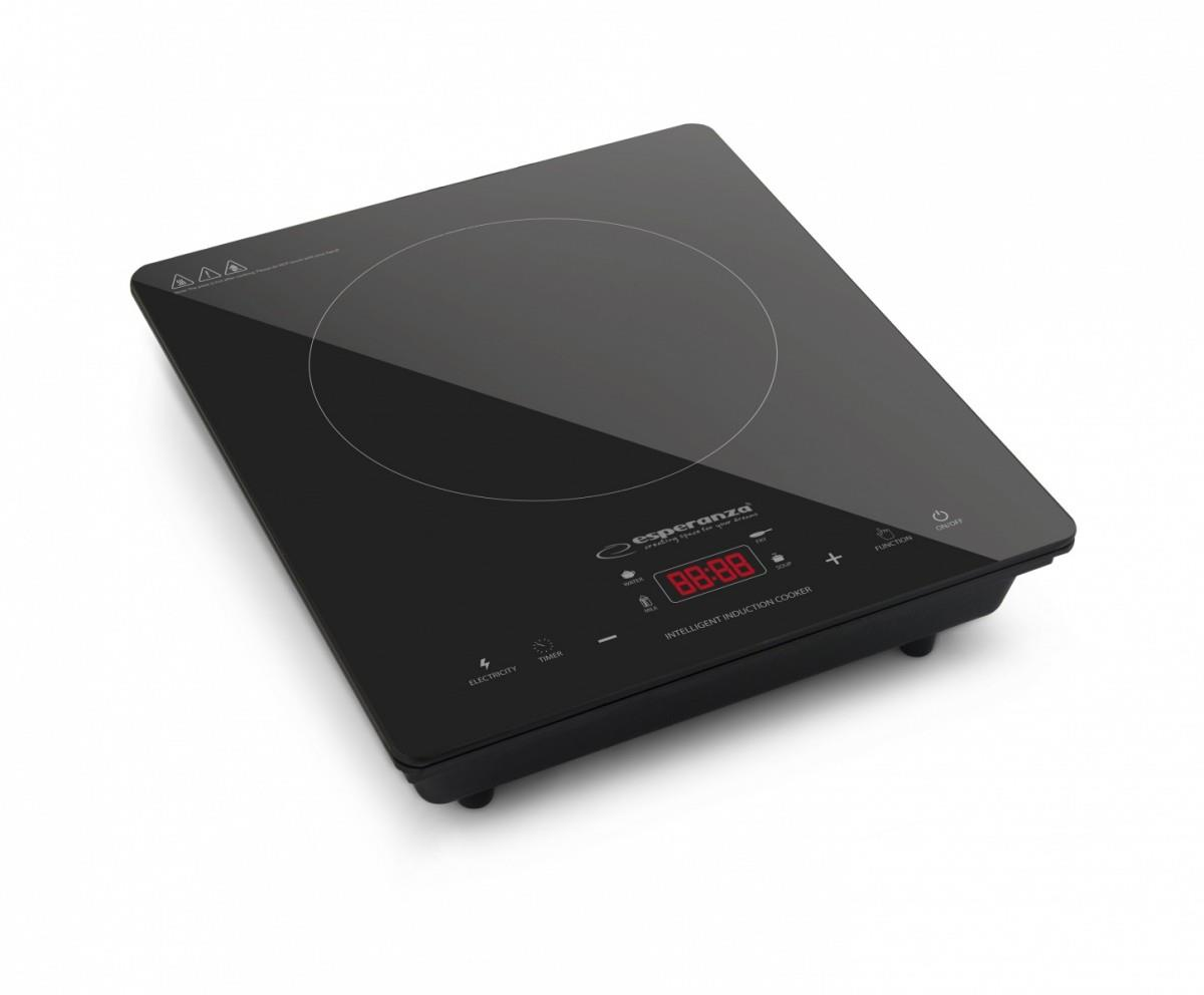 Esperanza EKH006 Induction Hot Plate - 1 PLATE plīts virsma