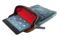 Jeans Sleeve for 7-8'' tablets datoru skaļruņi
