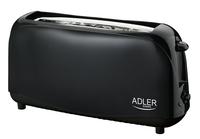 Adler AD3206 | black Tosteris