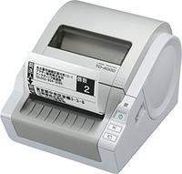 Brother P-touch TD-4000   Etikettendrucker uzlīmju printeris