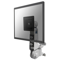 TV SET ACC WALL MOUNT GREY/10-30
