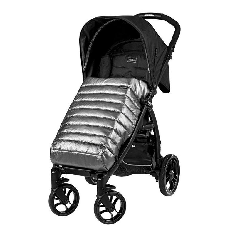 PEGPEREGO Foot Muff IKAC0004 (p rkl js k j m) bērnu ratiņi