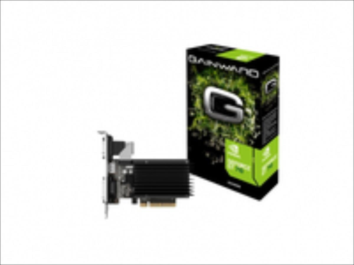 Gainward GeForce GT 710, 2GB DDR3 (Bit), HDMI, DVI, HEAT SINK video karte