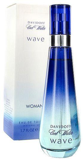 Davidoff Cool Water Wave 50ml Smaržas sievietēm