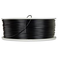 Filament VERBATIM / PLA / Black / 2,85 mm / 1 kg 3D printēšanas materiāls