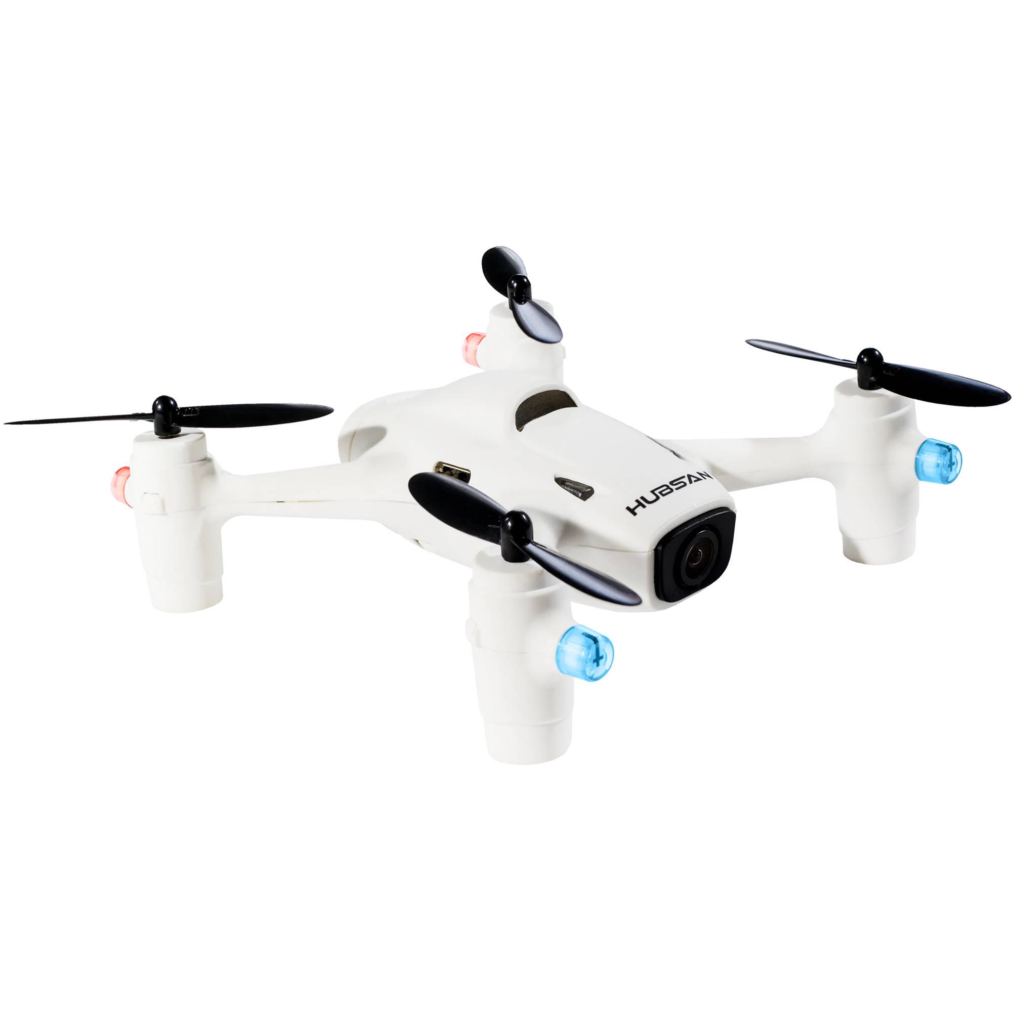 Dron HUBSAN X4 Cam Plus H107C+ Droni un rezerves daļas