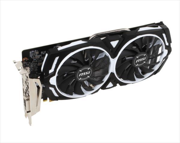 MSI GeForce GTX 1060 OC V1, 3GB GDDR5 (192 Bit), 2xHDMI, DVI, 2xDP video karte