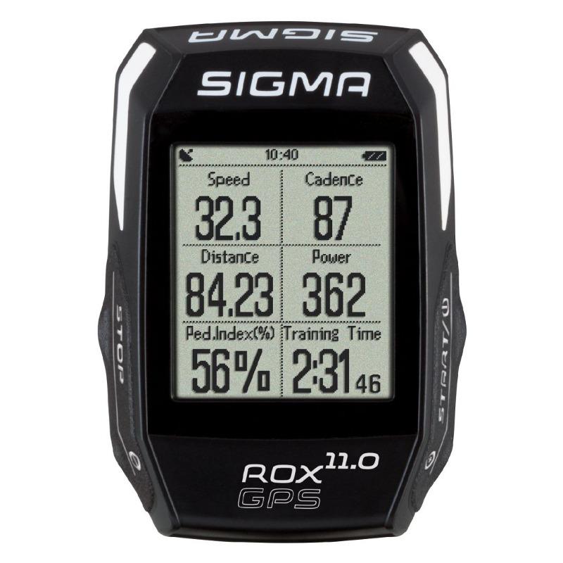 Sigma ROX 11.0 GPS black set